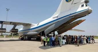 Україна у своїй історії не мала таких умов, – у МЗС розповіли про евакуацію з Афганістану