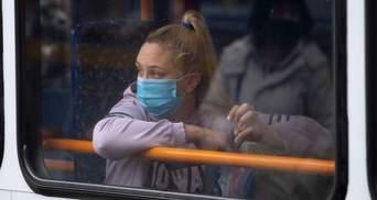 Впервые за несколько месяцев в Украине было выявлено более 2 тысяч COVID-больных за сутки