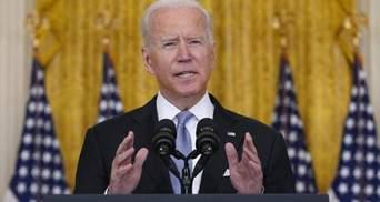 Закликали Байдена піти у відставку: у Білому домі відповіли республіканцям