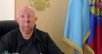 """СБУ объявила подозрение одному из бывших руководителей """"Партии регионов"""" на Херсонщине"""