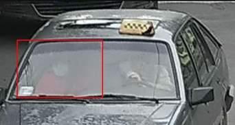 Львівська поліція розшукує озброєних чоловіків, які застрелили таксиста