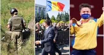 Загибель військового, Зеленський у Молдові, 13 медалей Паралімпіади: головні новини 27 серпня