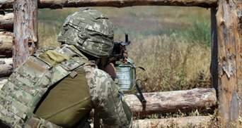 На Донбасі внаслідок обстрілу бойовиків загинув український військовий