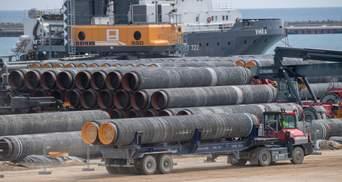 """""""Газпрому"""", можливо, доведеться продати """"Північний потік-2"""", – ЗМІ"""