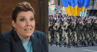 """Святкування вдалося: у Москві """"палає"""" від українського Дня Незалежності"""