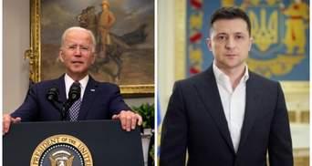 Белый Дом подтвердил: планы относительно встречи Зеленского и Байдена в силе