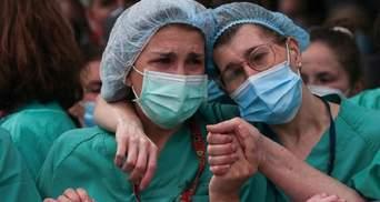 Другу добу поспіль хворих на COVID-19 в Україні перевалило за 2 тисячі