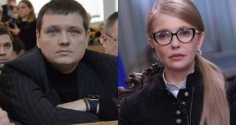 """Власть попала в сердце клана Тимошенко: как лидер """"Батькивщины"""" попала в скандал с Власенко"""