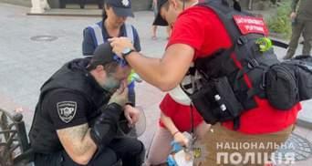 Сутички після ЛГБТ-маршу: в Одесі 29 поліцейських постраждали, затримали 51 людину
