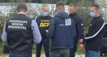 На Тернопольщине чиновник ГСЧС торговал должностями