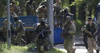 Боевики размещают на Донбассе вооружение, нарушая линии отвода