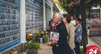 Україна вшановує пам'ять своїх захисників: що відбувається в різних містах