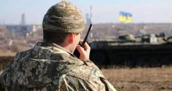 Бойовики на Донбасі важко поранили українського воїна