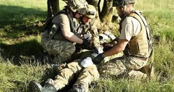 Вдруге за добу: бойовики на Донбасі знову поранили українського військового