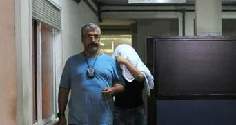 Дружину вбитого грецького посла засудили до 31 року в'язниці