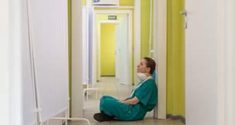 Коронавірус в Україні: за добу виявили понад 700 хворих
