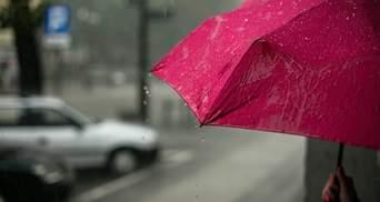 Грозы, град и шквалы: в Украине объявили штормовое предупреждение