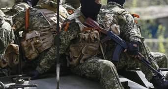 ОБСЕ показала фото российских танков и другой техники на оккупированном Донбассе