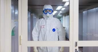 За сутки в Украине обнаружили 1 356 COVID-больных