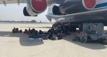 Украина не прекратит эвакуацию из Афганистана после выхода военных США, – МИД