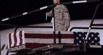 Миссия не далась легко – Штаты назвали число погибших в Афганистане