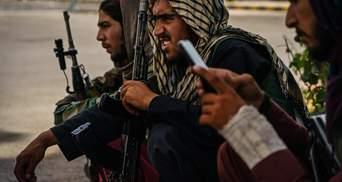 """""""Талибан"""" завершает формирование нового правительства в Афганистане"""