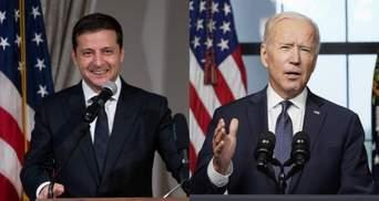 США і Україна мають одну позицію, – Кравчук сказала, чи обговорять Зеленський і Байден Донбас