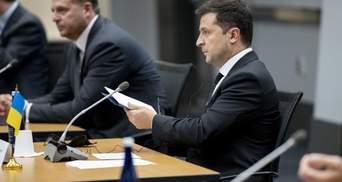 """Зеленський у США назвав російський газ """"найбруднішим у світі"""""""