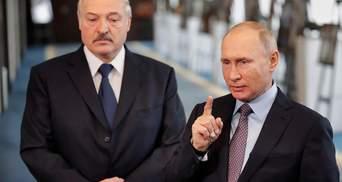 Білорусь може перетворитись на російську губернію: як Лукашенко продає свою країну Путіну