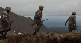 Армения вновь заявила о гибели военного на границе с Азербайджаном