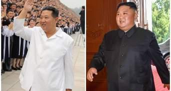 """Ким Чен Ын сильно похудел: в сети появились """"теории"""" относительно двойника лидера КНДР"""