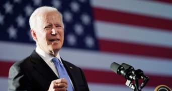 Байден запевнив, що США підтримують прагнення України до НАТО