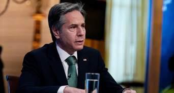 Блінкен подякував Україні за допомогу в евакуації людей з Кабула