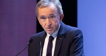 Промах Бернара Арно: через яку компанію французький мільярдер втратив сотні мільйонів