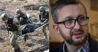 Важке поранення військового на Донбасі, викрадення кримського татарина: головні новини 4 вересня