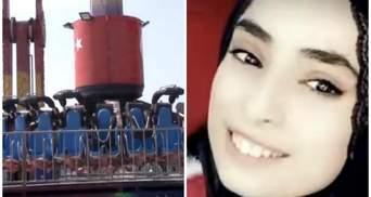 На глазах у семьи: в Турции девушка трагически погибла на аттракционе