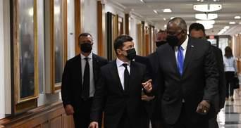 Зустріч Зеленського та Байдена: що підписали в США