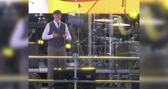 У стилі Кличка: Труханов зганьбився зі сцени на День Одеси – відео провальної промови