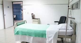 Украинка выпрыгнула из окна итальянской больницы и не выжила