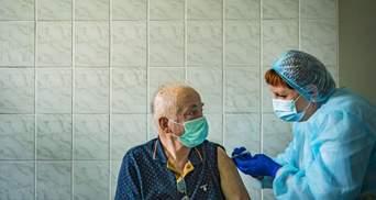 Визначили рівень захисту вакцини Coronavac