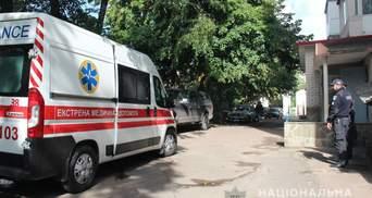 У Житомирі вбили молоду матір із донькою, а квартиру підпалили