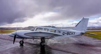 Во Франции разбился легкомоторный самолет: есть погибшие