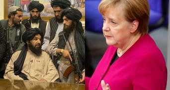 """Меркель виступила за початок переговорів з """"Талібаном"""""""