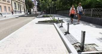 У Львові відкрили для проїзду відремонтовану Пекарську: який вона тепер має вигляд