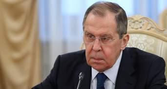 """Лавров посыпал обвинениями против Украины: """"вступился"""" за Германию и Францию"""