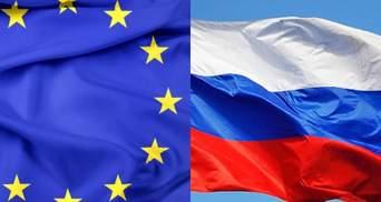 ЄС днями схвалить продовження санкцій проти Росії за окупацію Криму, – журналіст