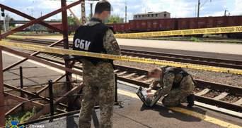 Боевики планировали взорвать вокзал: СБУ показала видео тренировок в зоне ООС