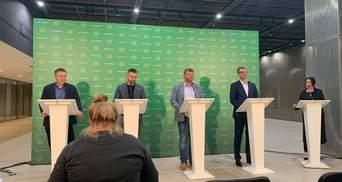 """Мэр Золотоноши будет баллотироваться в Раду от """"Слуги народа"""""""