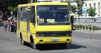 В Одесі піднімуть вартість проїзду в маршрутках: перевізники хочуть ще більше – 15 гривень