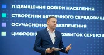 Шаги Монастырского на должности министра: новая стратегия развития МВД может измениться